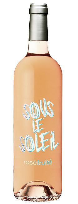 Sous le Soleil Rosé Fruité, vin de table